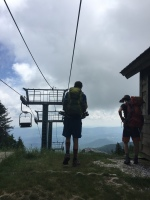 Long Trail Views