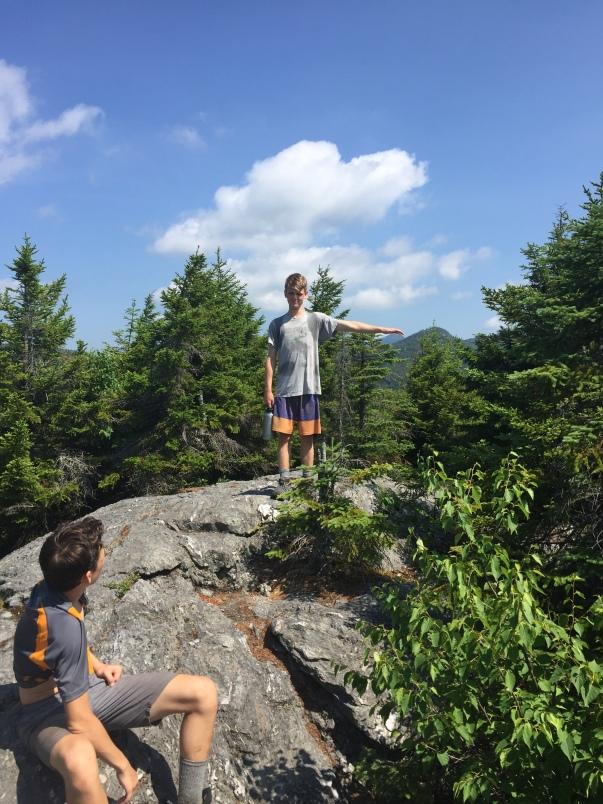 Long Trail Measurements